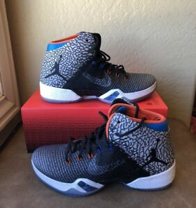 competitive price c683f 22512 Nike Air Jordan 31  Why Not  Russell Westbrook PE MVP Thunder Size 9.5    eBay