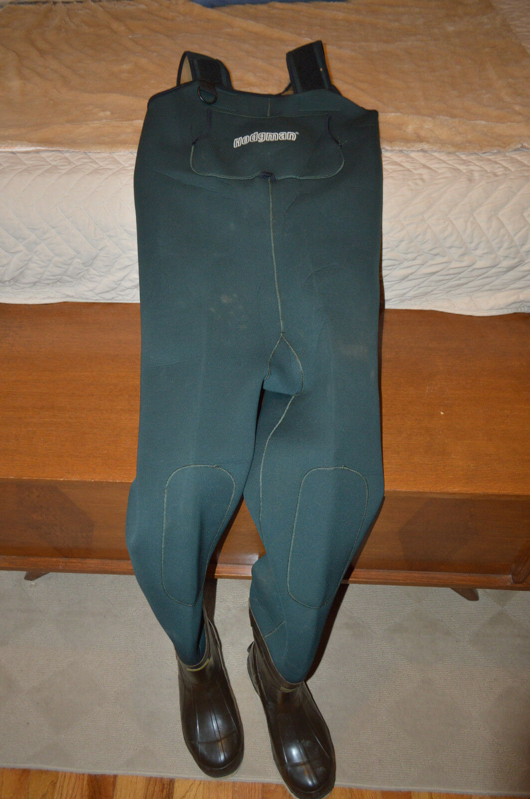 HODGMAN neoprene chest waders Dimensione Large
