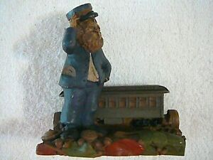 PULLMAN-R-1986-Tom-Clark-Gnome-Cairn-Item-1133-Ed-35-Hand-Signed-EXCELLENT