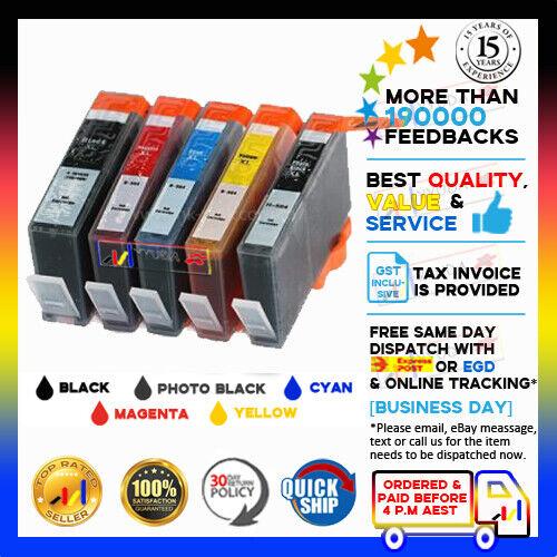 10x NON-OEM Ink 564XL for HP Photosmart 5520 5510 6510 B010 B109 B110 B209