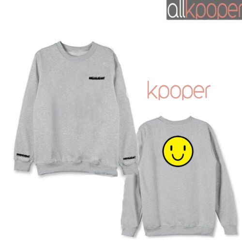 KPOP HIGHLIGHT Sweater LIVE CAN YOU FEEL IT Concert Hoodie Tops Gi Kwang