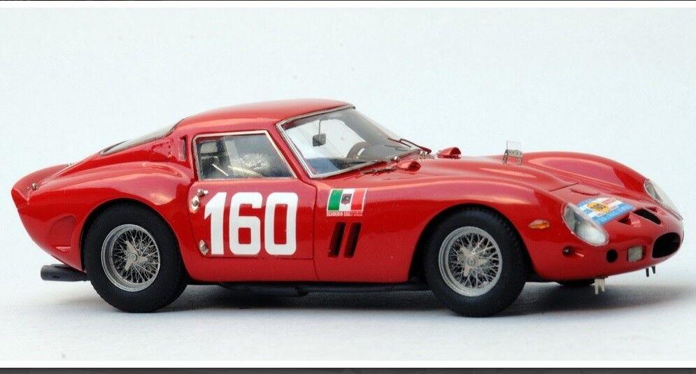 1 43 RENAISSANCE Ferrari 250 GTO 1962 3345GT SSS Tour de France 1962