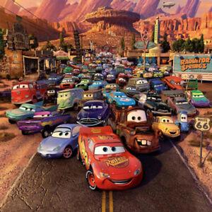 Disney Pixar Cars Origginal McQueen 1:55 Diecast Movie Collect Car Toys Gift Boy