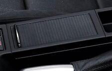 BMW NEW GENUINE 3 E46 CENTRE CONSOLE TRAY STORAGE INSERT+COVER BLACK 7038323