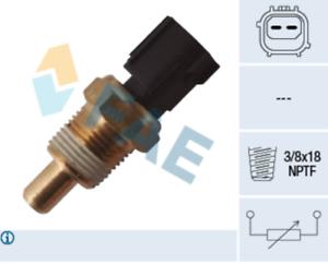 Sensor-de-Temperatura-del-Refrigerante-33335-Para-Mini-Cooper-S-funciona-Cabrio-John-HQ