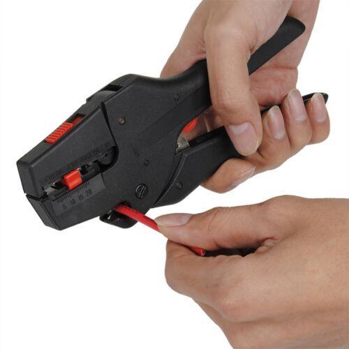 "FUTIAN FS-D3 Self-Adjusting Insulation Stripper Wire Fasten Tools /""BLOOD TOOTH/"""