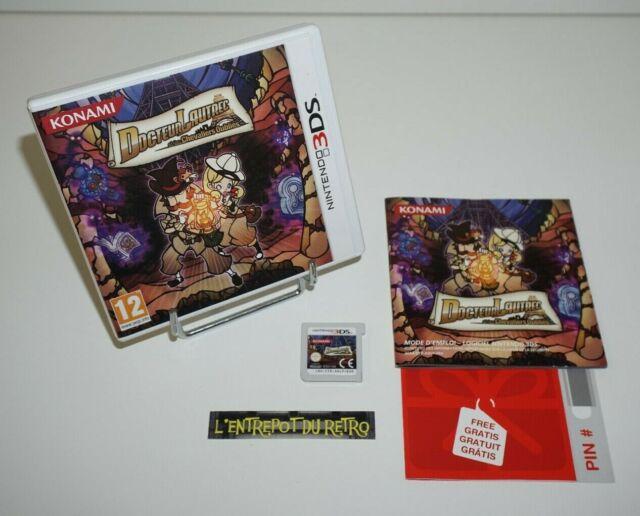 ++ jeu nintendo 3DS docteur lautrec et les chevaliers oubliés ++