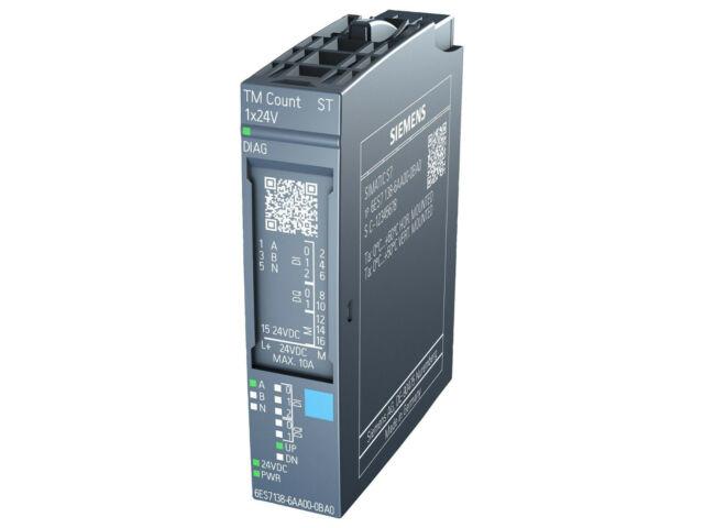 Neu 6ES7 138-6AA00-0BA0 Siemens 6ES7138-6AA00-0BA0 SIMATIC ET Zählerbaugruppe