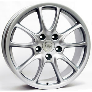 19-inch-x8-5-19x12-SET-CORSAIR-Wheels-PORSCHE-911-996-997-CARRERA-GT3RS-SALE