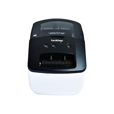 Brother P-touch QL-700 s/w Thermo Etikettendrucker für DK-Band 62mm QL700ZG1