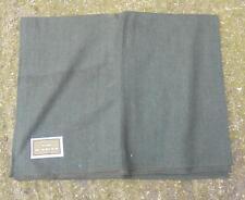 Olive Green Wool Blanket British Army MOD 1.5m x 2m Reenactment Picnic Bed