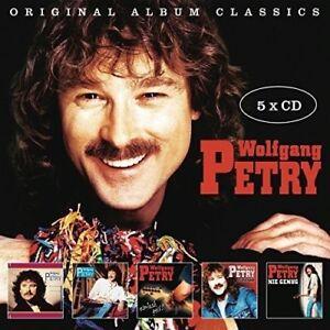 WOLFGANG-PETRY-ORIGINAL-ALBUM-CLASSICS-WOLFGANG-PETRY-2ND-EDIT-CD-NEU