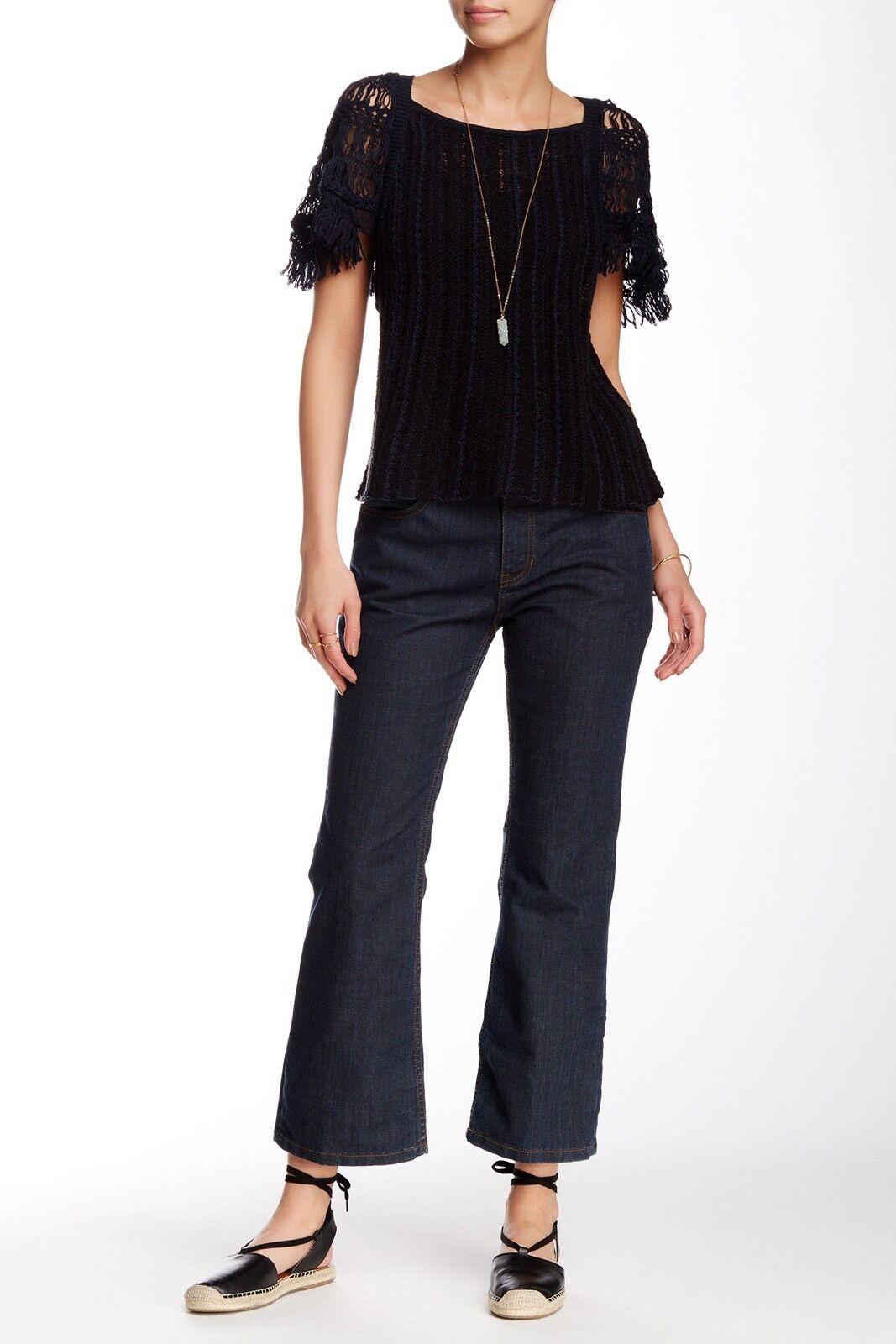 Free People Women's High Rise Denim Flare Jean - Size W 29 - Retail