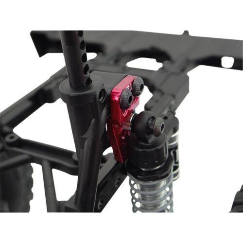 Hot Racing SCXT28M02 Aluminum Multi-Position Lift Shock Tower Ext Axial SCX10 II