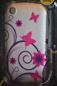 Blackberry-Curve-8520-8530-9300-Watermark-Series-Case-Purple-Pink-Floral-Swirl