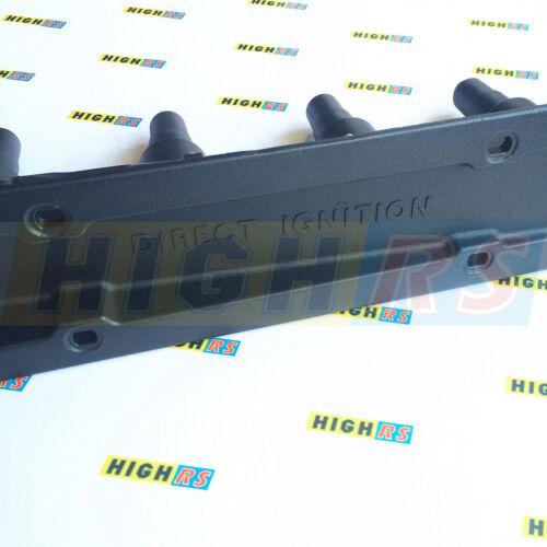 Ignition Coil Cassette Pack Fit Saab 9-3 9-5 2.0L 2.3L L4 55559955 OE Quality