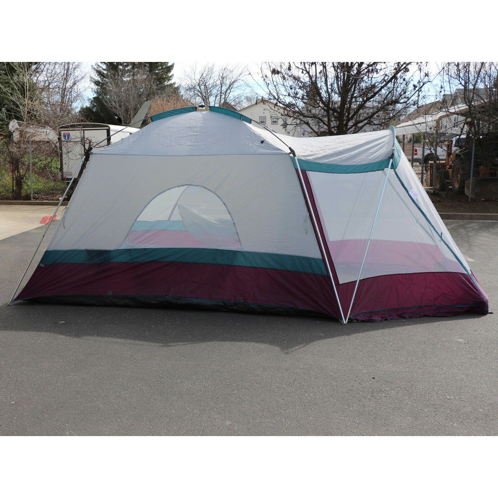 Coleman 12x10 Family Dome Tent with 10x6 Screen Porch (18x10)