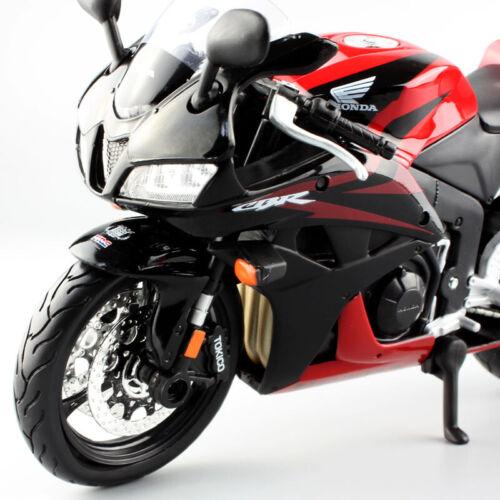 1//12 scale Maisto Honda CBR600RR Diecast model motorcycle replica sport bike toy
