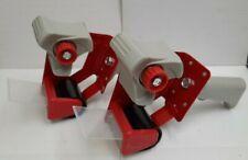2 Inch Portable Packaging Tape Gun Dispenser Carton Sealing Cutter 2pcs Lot