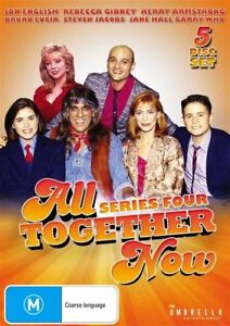 All-Together-Now-Series-4-DVD-2016-5-Disc-Set-Brand-New-Region-4