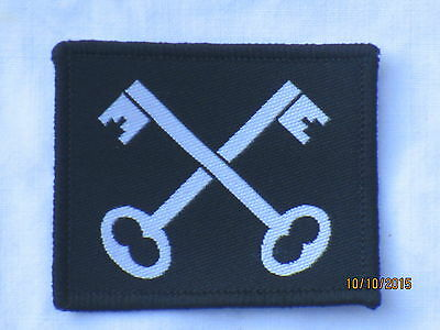 Trf 2nd Infantry Division Formation Badge #1 Extremely Efficient In Preserving Heat Fabric Badges Patch