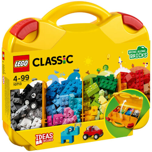 10713 NEW Lego Classic Creative Suitcase 213 Piece