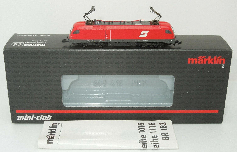 Märklin mini-club 88580 E-Lok 1016 delle OBB