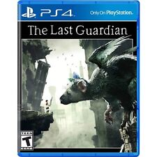 PS4 The Last Guardian Brand New Factory Sealed Playstation 4
