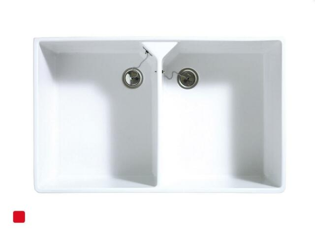 Astracast Sudbury 2.0 weiß Hochglanz Keramik-spüle | eBay