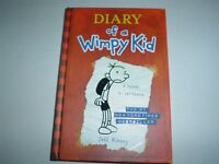 Diary Of A Wimpy Kid By Jeff Kinney (2007, Hardcover) A Novel In Cartoons