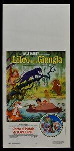 Plakat Die Buch Der Dschungel Walt Disney Mowgli Animation N80