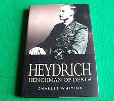 Heydrich Henchman Of Death: Charles Whiting: NEW Military Hardback