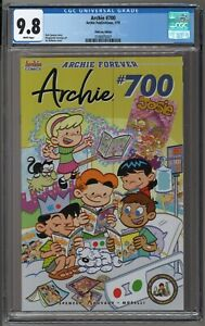 Archie-700-CB4K-Comic-Books-For-Kids-Variant-CGC-9-8-LIMITED-to-200-COPIES