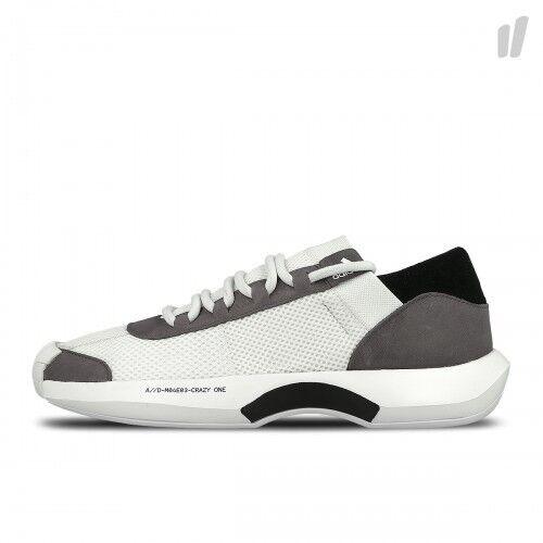 Adidas // Consortium CRAZY 1 A // Adidas d atelier  Noir/Blanc/Rouge  AC8213  UK 11- 69722c