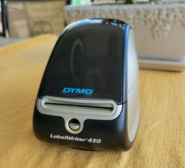 DYMO 450 LABELWRITER THERMAL LABEL MAKER BARCODE PRINTER -  CABLES NOT INCLUDED
