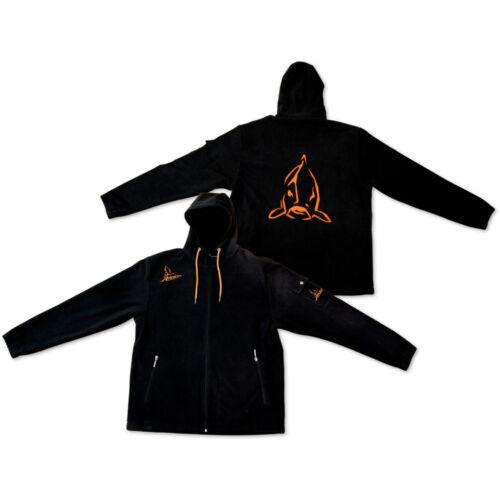 Quantum Radical Carp Fleece Jacke Angeljacke L XXL Karpfen Angelbekleidung XL