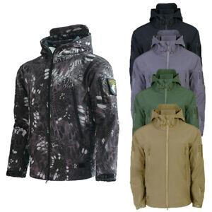 Outdoor-Waterproof-Jacket-Tactical-Winter-Coat-Soft-Shell-Travel-Military-Jacket