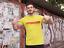 miniatura 9 - Da Uomo T-Shirt Personalizzata Stampa Design Personalizzato Nome Testo Maker stampare le proprie