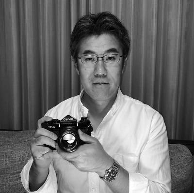 Vintage Cameras from Kyoto