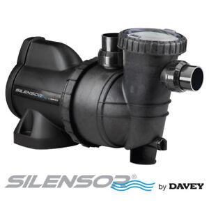 Davey-Silensor-SLS300-Pool-Pump-1-3Hp-SLS-300-Super-Quiet