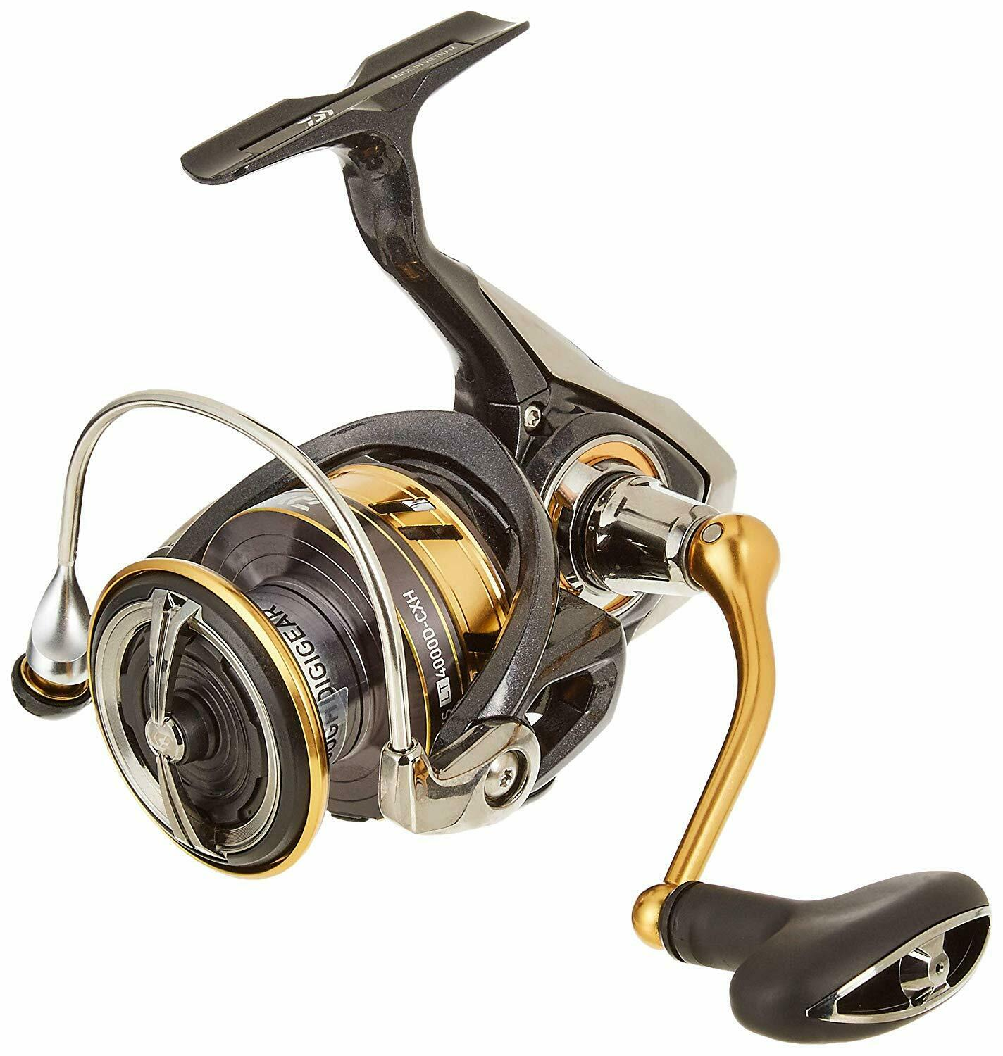 Spinning Reel 18 REGALIS LT4000DCXH DAIWA From Stylish anglers