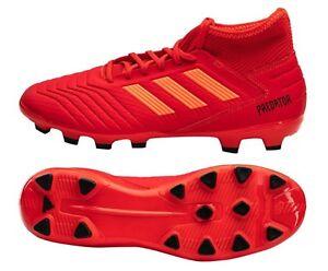 De 3 original 19 Fútbol Botines título Adidas Zapatos Predator Detalles Pico mostrar Hombre De de Rojo Negro F97362 acerca Hg 5Kul1Jc3TF