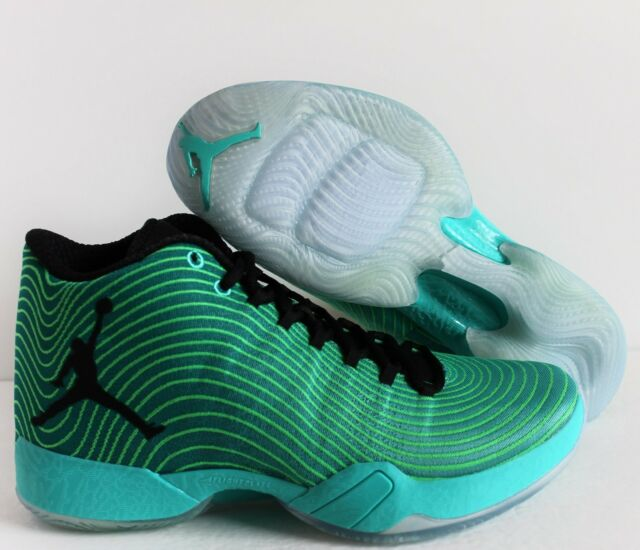 sports shoes 47bee ffbd9 NIKE AIR JORDAN XX9 EASTER RETRO EMERALD GREEN-BLACK SZ 10.5  695515-403