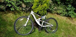 "Men Lads Boys Muddy Fox Full Suspension Mountain Bike Wheel size 22"" Frame 19"""
