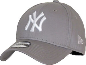 2fad774f1e76 Details about NY Yankees New Era 940 Kids Grey Baseball Cap (Age 4 - 10  years)