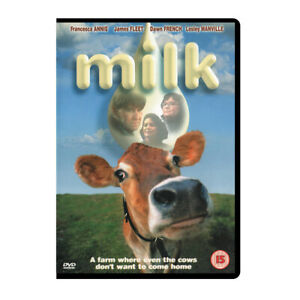 MILK-OOP-British-Comedy-1999-Dawn-French-Francesca-Annis-DVD-New-Sealed