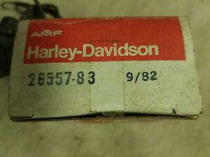 Nos Harley Davidson 26557 83 Vacuum Operated Electrical