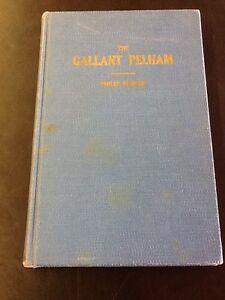 The-Gallant-Pelham-Philip-Mercer-hc-1958-Continental-Book-Co