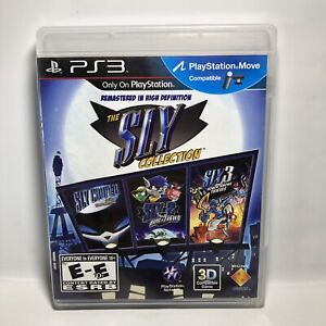 Sly Cooper Collection - PlayStation 3 PS3 - Tested & Complete w/ Manual CIB