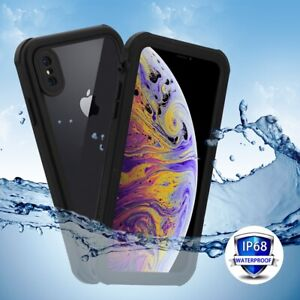 on sale 762aa 7d1e6 Details about For iphone XS MAX XR X 6 6S 7 8 PLUS Waterproof Case  Shockproof Underwater Cover